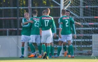 Video: Levadia U21 teenis raske võidu Kalju U21 üle