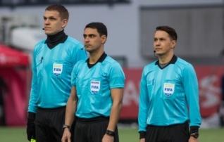UEFA määras Eesti ametnikele mitu kõrgetasemelist mängu
