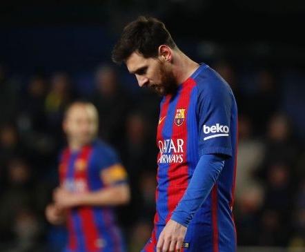 Barcelona võidule heitis varju peale Messi vigastus