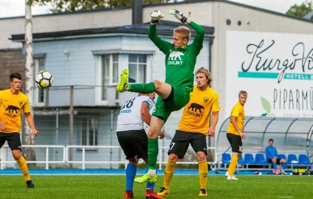 Eestis pakutakse kõrgliiga mängu vaatajale tõelist privileegi