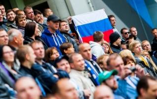 Ka teine mullune finalist langes Venemaa karikast