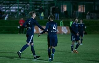Üleminekumängudest pääseda üritav Kalev U21 kaotas liigavõitjale