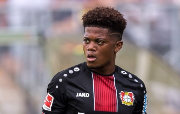 Leon Bailey. Foto: sportynews.com
