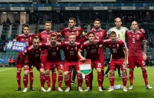 Ungari teatas koosseisu mänguks Eestiga