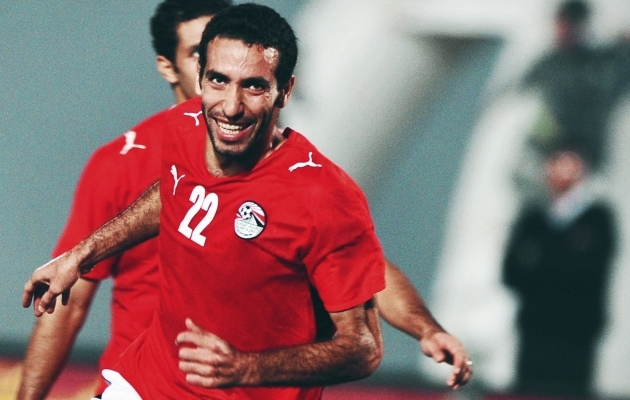 Legendaarne Mohamed Aboutrika. Foto: thesefootballtimes.co