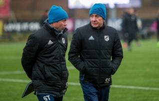 Frantsev Soccernetile: komplekteerimine oli veidi puudulik, aga poisid vedasid vajalikul hetkel välja
