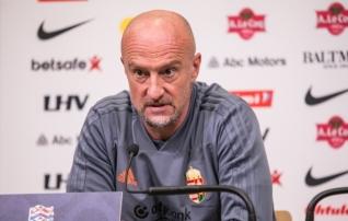 Ungari koondise treener ei saa omasid Eesti vastu juhendada
