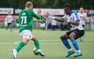 Kalevi kaitsja kutsuti Kameruni U23 koondisesse