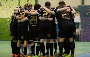 Saalikarika 1/8-finaalis loositi kokku Augur ja Ravens Futsal