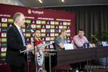 Ungari mängueelne pressikonverents