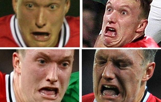 Phil Jones: isegi sõbrad saadavad mulle pilte nägudest