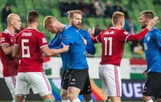 Ungari langetas Eesti D-divisjoni