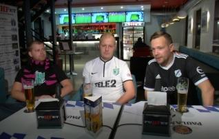 Fännid baaris, 5. episood: tagasivaade Eesti vutihooajale ja skandaalidele