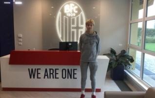 Eesti noormängija näitab oma oskusi Itaalia suurklubile