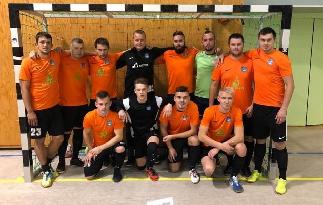 Wolvesi meeskond. Foto: Jõgeva Wolves