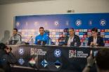 Kreeka koondise pressikonverents