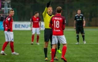UEFA määras eestlased ametisse Rahvuste liigas