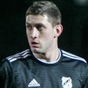 Keskmiselt 90 minuti kohta andis Aleksandr Volkov enim väravasööte ning lõi väravaid rohkem kõigist peale Liliu. Foto: Brit Maria Tael
