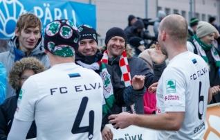 VAATA JÄRELE: Vapralt võidelnud Elva jäi kodus raskesse, aga mitte võimatusse seisu