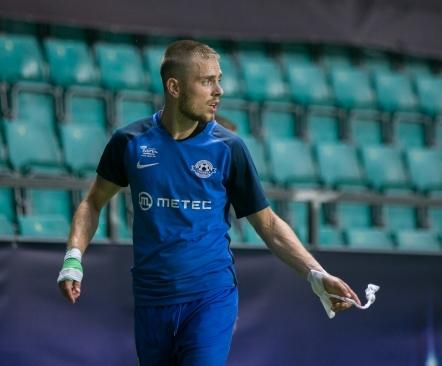 Kapper viibis Tšehhi esiliigaklubis testiperioodil  (klubi pakub lepingut)