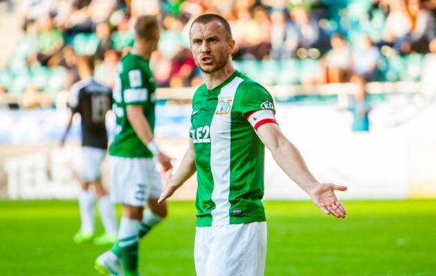Enar Jääger mängis viimati Eesti liigas 2015. aastal. Foto: Gertrud Alatare