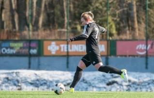 Naiste saaliliigat juhib Pärnu ja Levadia mängijatest koosnev Pae United