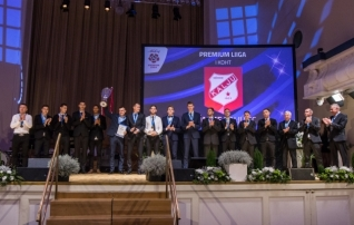 Galerii: Jalgpalligala 2018
