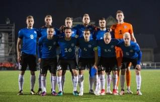 U21 koondis loositi kokku Venemaa ja Lätiga