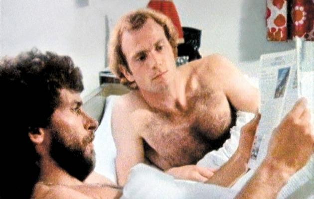 Hoeness (blond) mängijakarjääri ajal koos Paul Breitneriga - temast veidi hiljem. Foto: FAZ