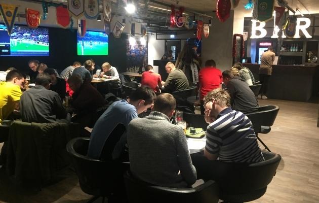 Amps Arena ja Soccernet.ee koostöös toimub mälumäng kolmandat korda. Foto: Soccernet.ee