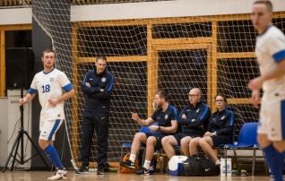 Saalijalgpallurid plaanivad enne valikmänge kohtuda taanlastega