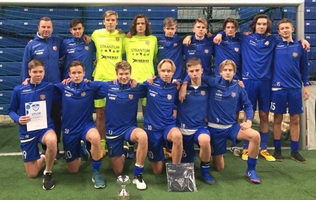 9d386397759 U17 teise turniiri võitjaks tuli Tabasalu - Soccernet.ee - Jalgpall ...