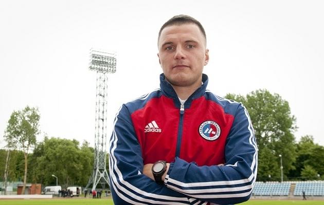 Dmitri Kalašnikov. Foto: sportacentrs.com