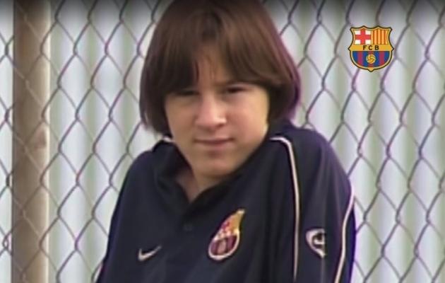 RETRO: 13-aastase Messi ankeet tõi välja põnevaid fakte