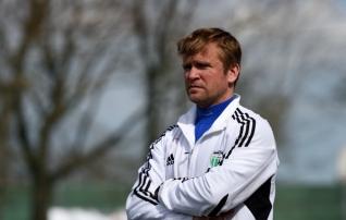 Kalevi naiskonna uus peatreener on Rõtškov, kes kutsus Levadia mängijaid endaga kaasa