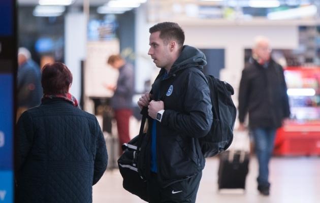 Marko Meerits liitub koondisega teadmisega, et teda testinud klubi palkas teise väravavahi. Foto: Brit Maria Tael