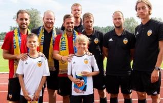 Noored Tuleviku mängijad saavad ennast näidata Hispaania tippklubile