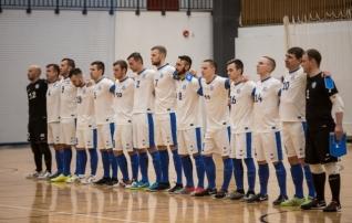 Saalijalgpallikoondise kohtumist Taani vastu on võimalik näha otsepildi vahendusel  (mäng algab kell 19)