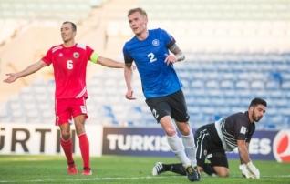 Eesti kohtub märtsis Gibraltariga