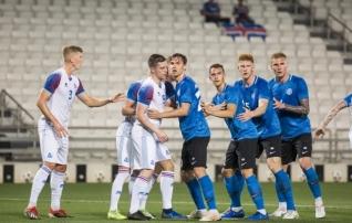 Video: Eesti mängis Islandiga väravateta viiki