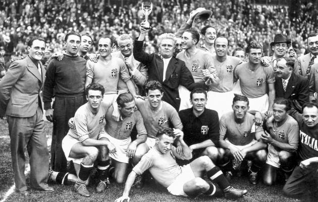 Benito Mussolini ajal lõi Itaalia jalgpall õitsele. Foto: gentlemanultra.com