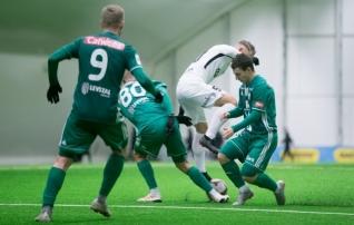 Levadiaga on liitumas andekas väravakütt, keda Rogic peab Eesti üheks suurimaks talendiks