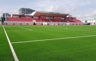 Gibraltar võõrustab Eestit FIFA rahade eest paigaldatud tipptasemel kunstmurul