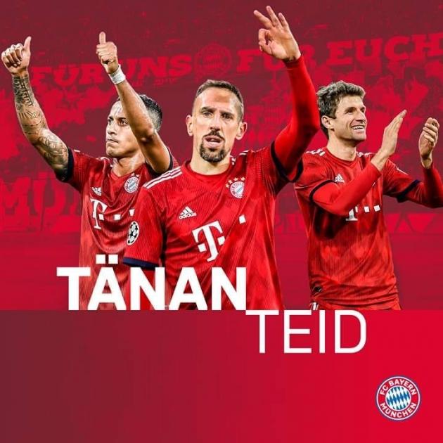 Foto: FC Bayern München Estonian fanpage Facebook