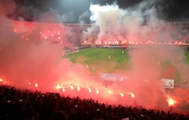 Jalgpall Alžeeria moodi: melu tribüünil annab parema kogemuse kui palliplatsil toimuv