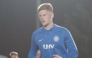 Video: värava löönud vastane sai palli Vihmannilt