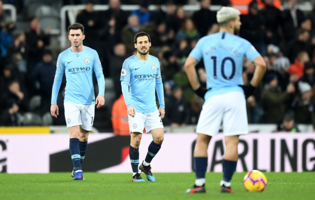 Manchester City. Foto: SuperSport Twitter
