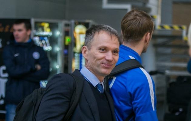 Eesti koondise peatreener Martin Reim. Foto: Brit Maria Tael