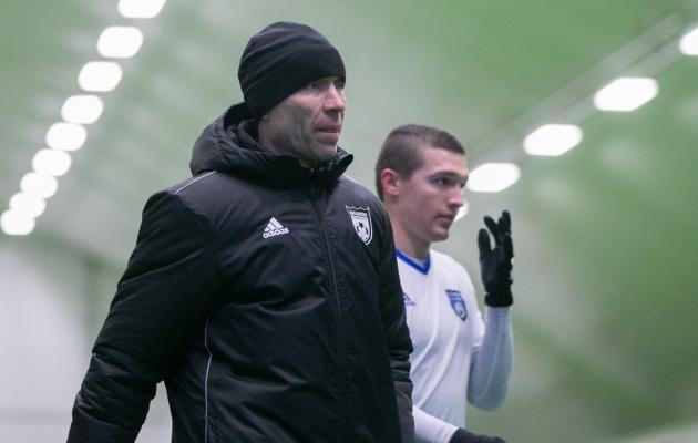 Andrei Borissov teab, et Maardul ei saa kõrgliigas kerge olema. Foto: Brit Maria Tael