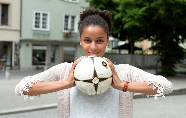 Winterthuri naiskond on Sarah Akanji töövõit. Foto: landbote.ch